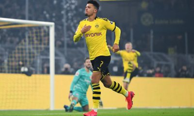 United failed to bring in Jadon Sancho