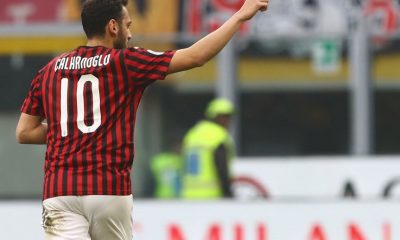 Manchester United are increasingly likely to sign Hakan Calhanoglu.
