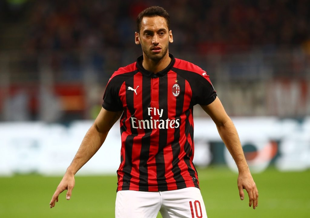 Manchester United itnerested in Hakan Calhanoglu