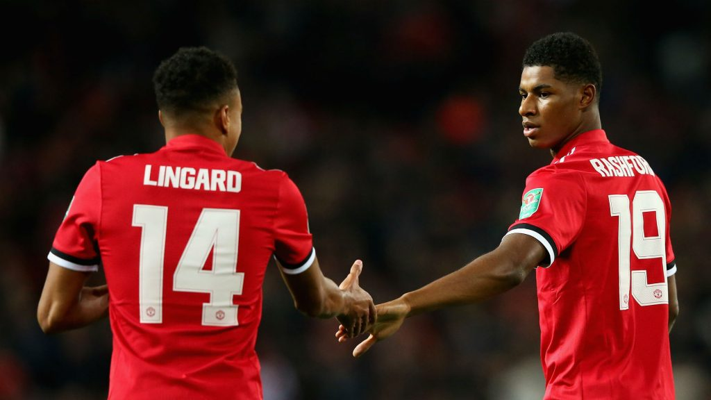 Manchester United could be without Marcus Rashford and Jesse Lingard for the 2020/21 pre-season.