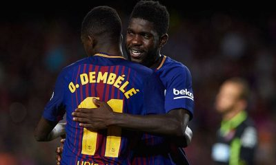 Samuel Umtiti will be allowed to leave Barcelona