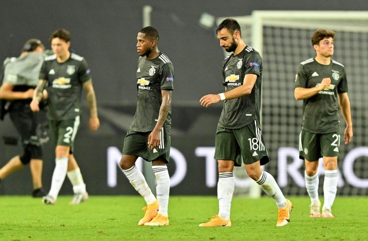 Manchester United must address the lack of strength in depth