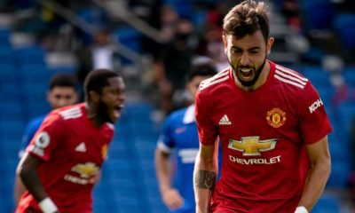 Bruno Fernandes was left annoyed by Ole Gunnar Solskjaer' Manchester Untied tactics in the loss to Tottenham Hotspur