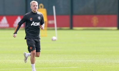 Manchester United have barely given Donny van de Beek starts this season