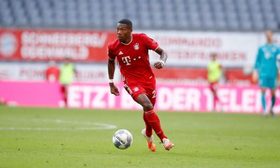 David Alaba will strengthen a number of positions at Manchester United
