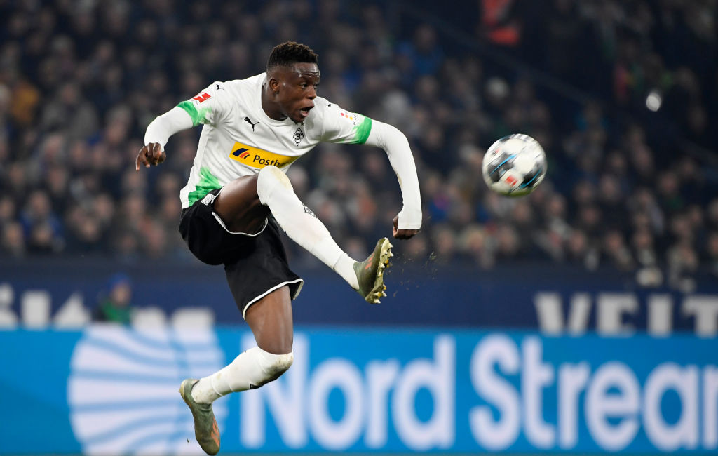 Manchester United are interested in Borussia Monchengladbach star Denis Zakaria