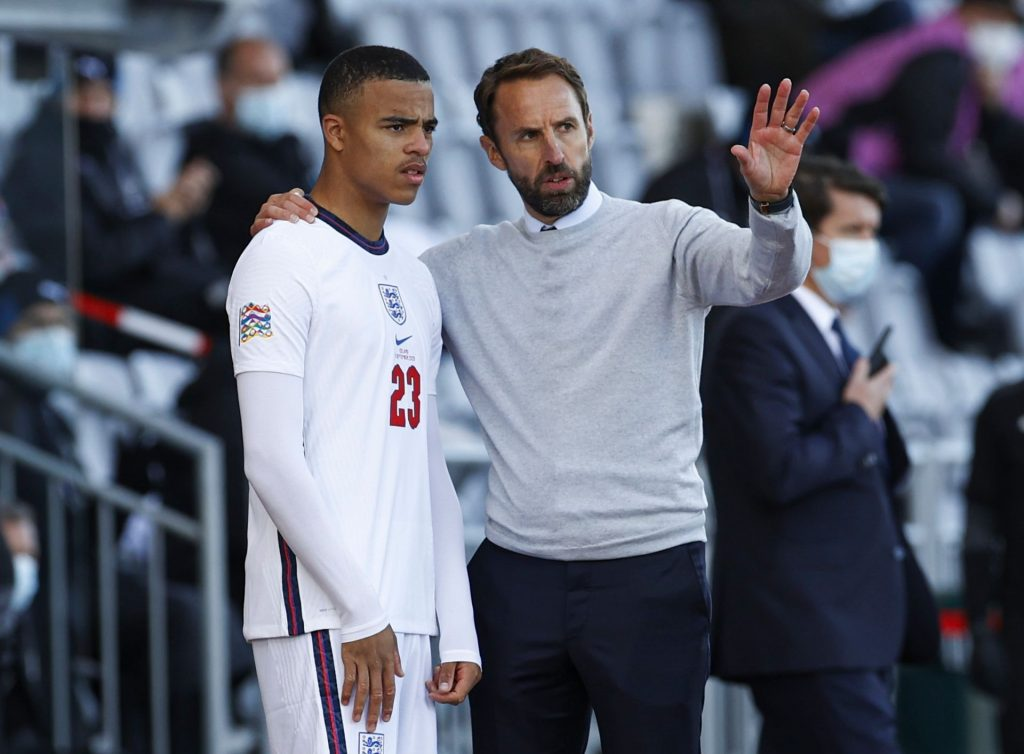 Solskjaer was unhappy that Soutgate chose Greenwood for England last month