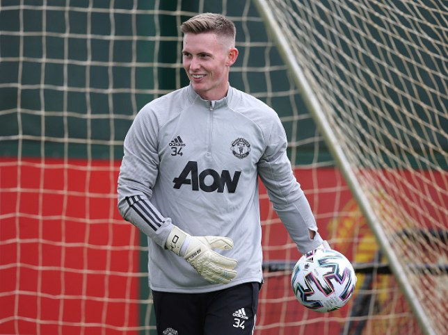 Dean Henderson may finally have a chance to stake his claim on the number one jersey at Manchester United after replacing an injured David de Gea against Southampton.