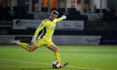 Dean Henderson made his debut for Manchester United this season (Getty Images)