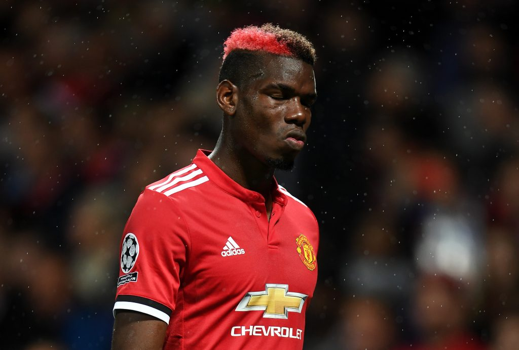 The likes of Juventus and Real Madrid are eyeing Manchester United star Paul Pogba.