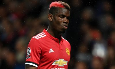 Paul Pogba reportedly asked Luke Shaw to dive against Aston Villa. (GETTY Images)