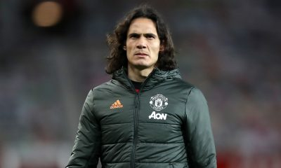 Ole Gunnar Solskjaer supporst Edinson Cavani after 3 match ban by the FA.