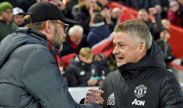 Manchester United and Liverpool could clash in pre-season friendlies
