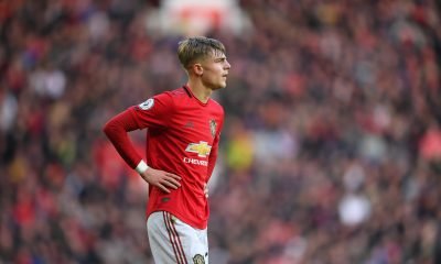 Manchester United want to keep Brandon Williams in January. (GETTY Images)
