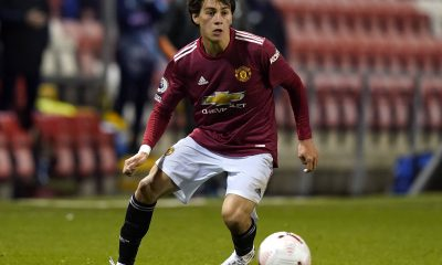 5 youngsters trained with Manchester United squad in preparation for Wolves clash.