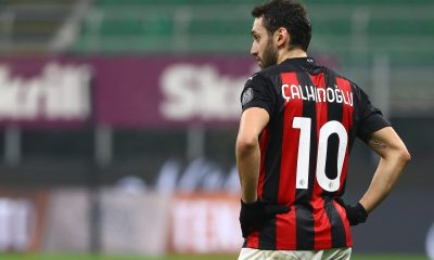 Hakan Calhanoglu has been vital for AC Milan this season. (GETTY Images)