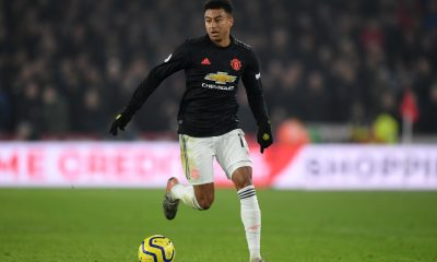 Sheffield United are interested in signing Jesse Lingard. (GETTY Images)