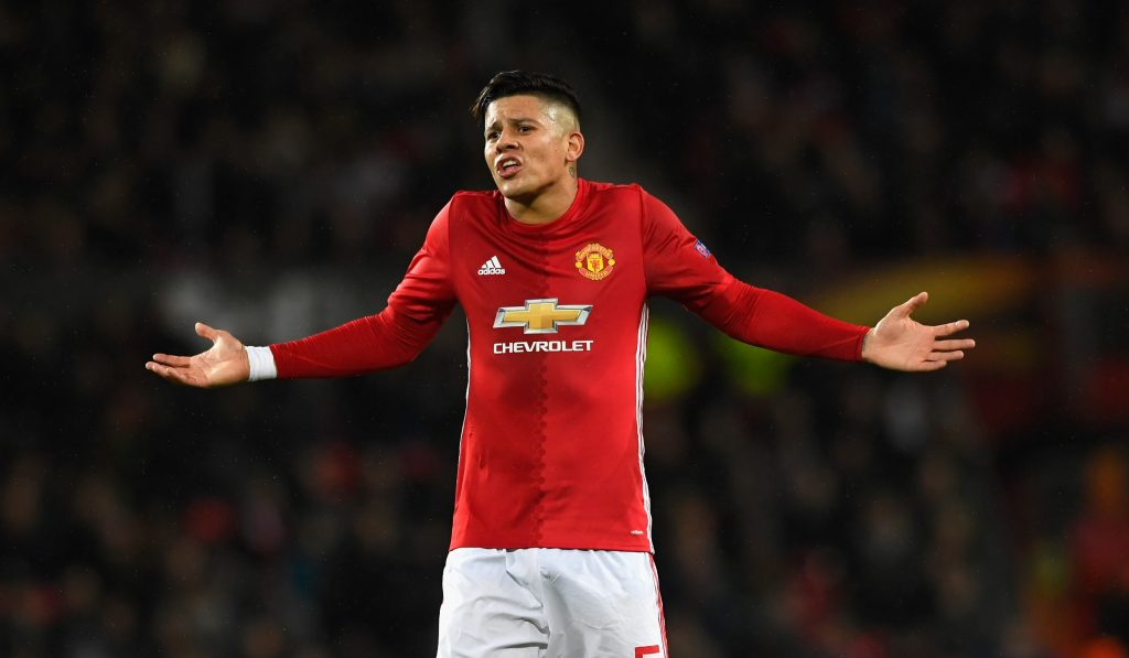Manchester United defender, Marcos Rojo is close to leaving the club after agreeing to a two-year deal with Boca Juniors.