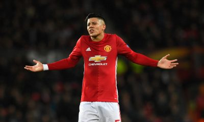 Marcos Rojo has been linked with a move to Argentine club Boca Juniors. (GETTY Images)