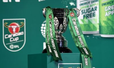 Manchester United will face Manchester City in the Carabao Cup semi-final scheduled to take place in January 2021. (GETTY Images)