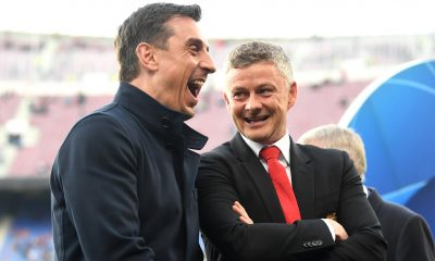 Gary Neville has asked Ole Gunnar Solskjaer to not panic in the January transfer window. (GETTY Images)