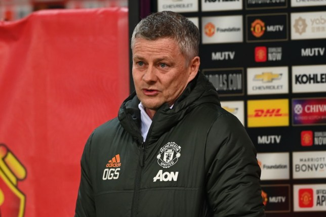 Ole Gunnar Solskjaer impressed with his team's mentality