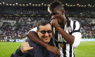 Mino Raiola revealed that Pogba will look to leave in the summer