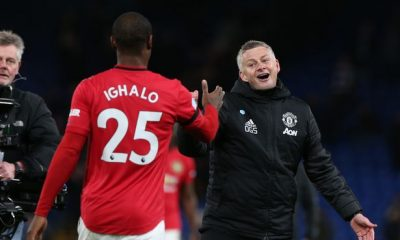Manchester United manager Ole Gunnar Solskjaer has confirmed that Odion Ighalo will feature against Watford this weekend.