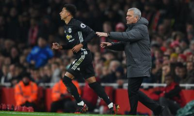 Ole Gunnar Solskjaer and Jesse Lingard are at odds regarding the latter exit from Manchester United