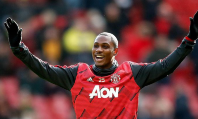 Odion Ighalo leaves Manchester United after 12 months at the club. (Image Credits: @ighalojude on Instagram)