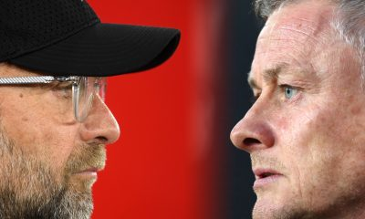 Jurgen Klopp will take on Ole Gunnar Solskjaer next weekend. (GETTY Images)