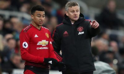 Lingard's contract with United expires in 2022