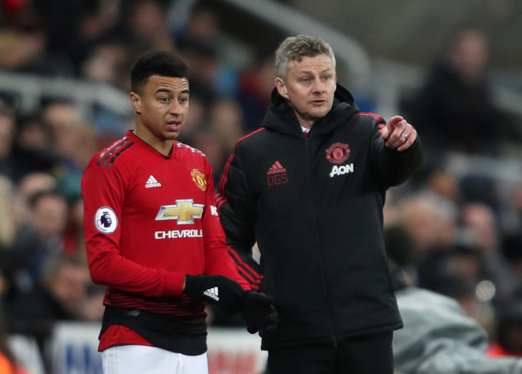 Manchester United manager, Ole Gunnar Solskajer has refused to rule out Jesse Lingard and Brandon Williams leaving the club on loan this January.