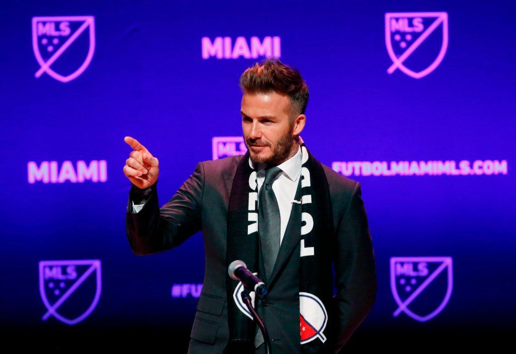 David Beckham is the principal owner of Inter Miami