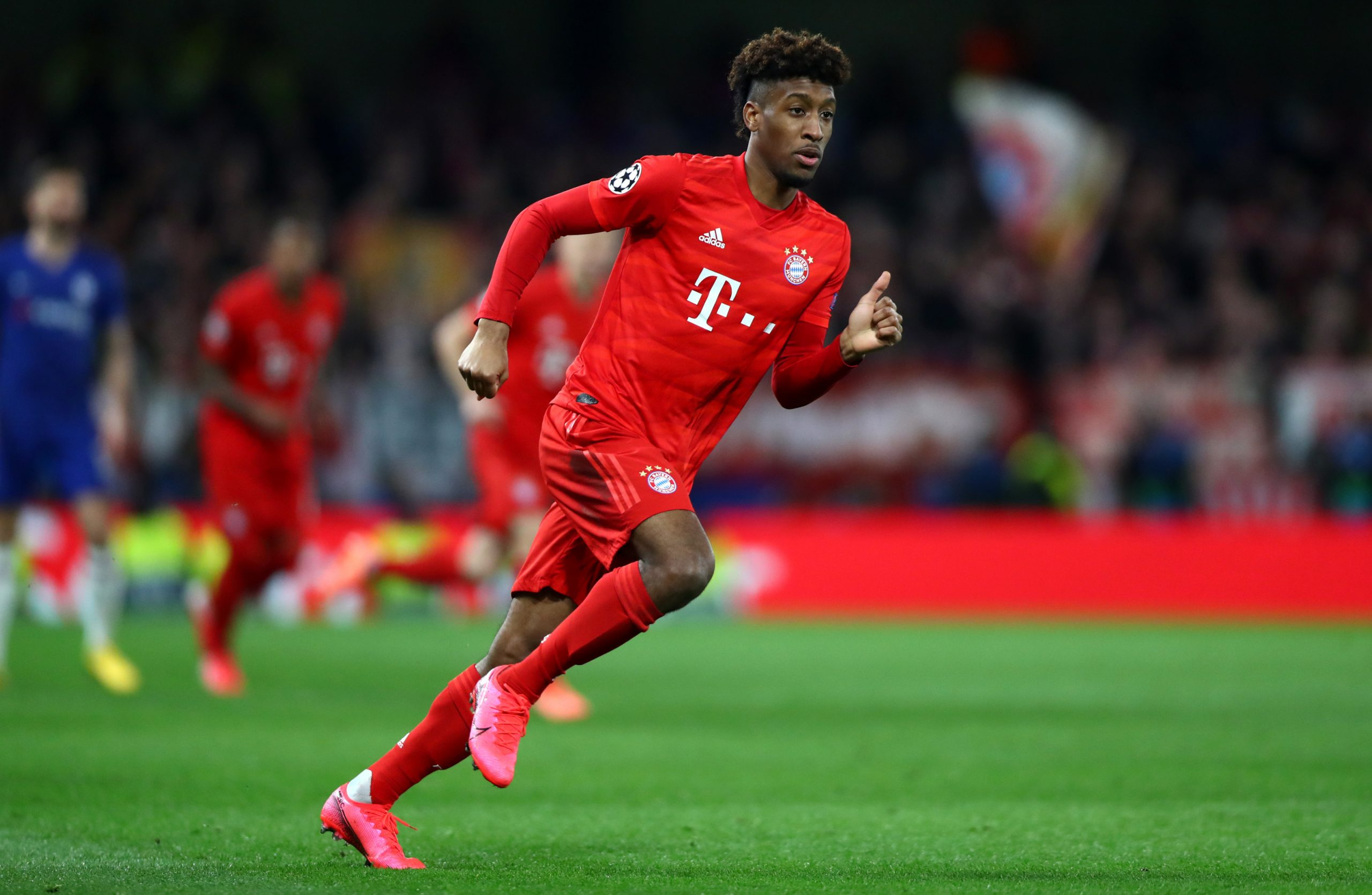 Liverpool enter the race for Manchester United target Kingsley Coman