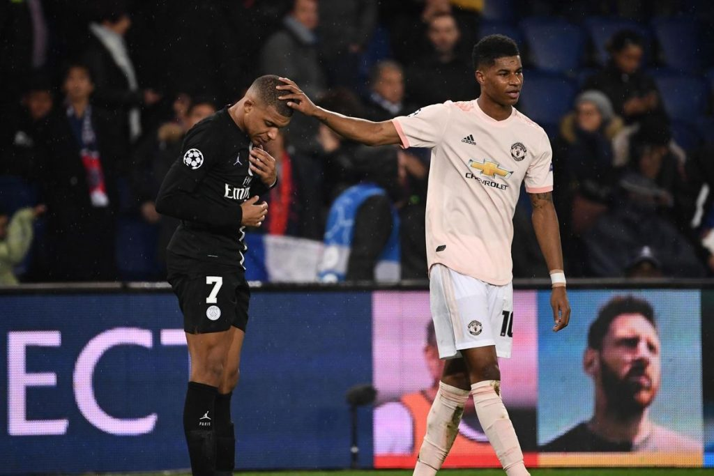 Manchester Untied star Marcus Rashford names Raphael Varane amongst his toughest opponents