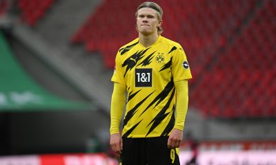 Transfer News: Erling Haaland has been heavily linked with Manchester United