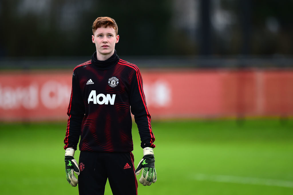 Sunderland and Burnley to battle each other for Manchester United starlet Jacob Carney