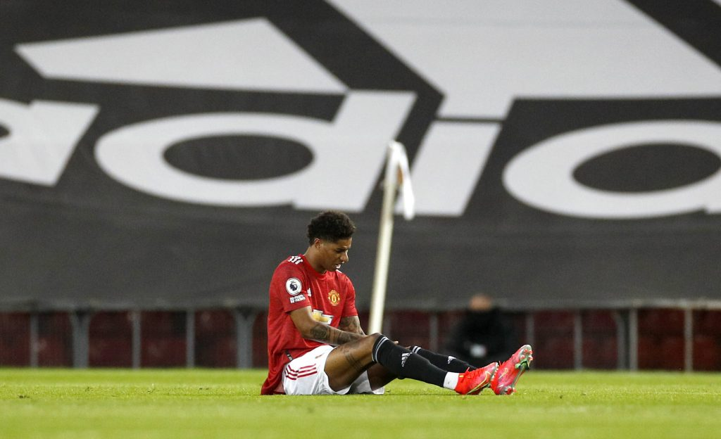 Ole Gunnar Solskjaer has an almost fully fit squad to choose from as Manchester United gear up to face Liverpool.