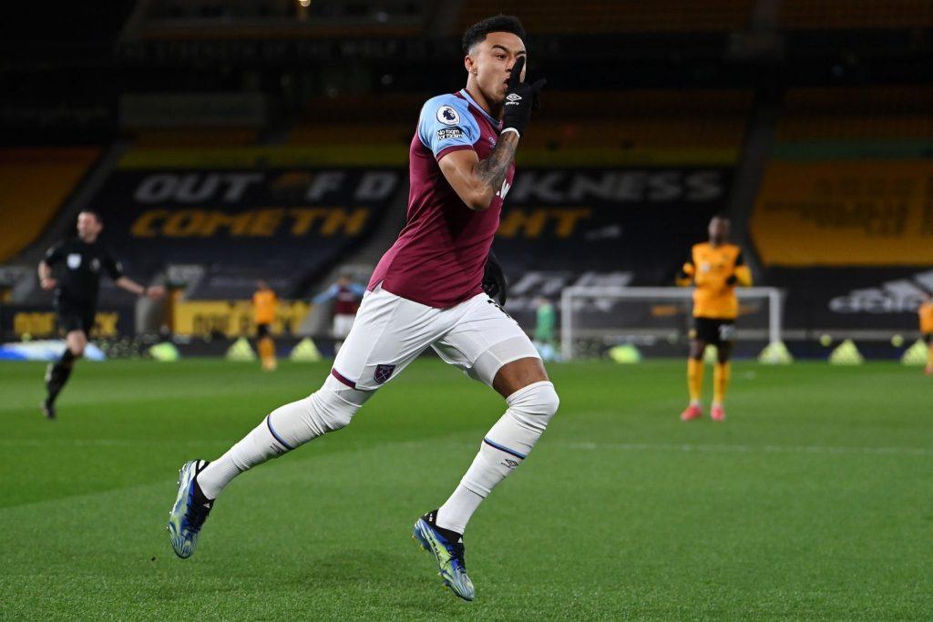Jesse Lingard is leading West Ham United's top four push