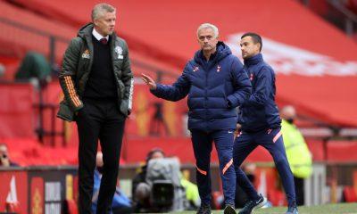 Solskjaer has hit back at Mourinho ahead of the Premier League clash
