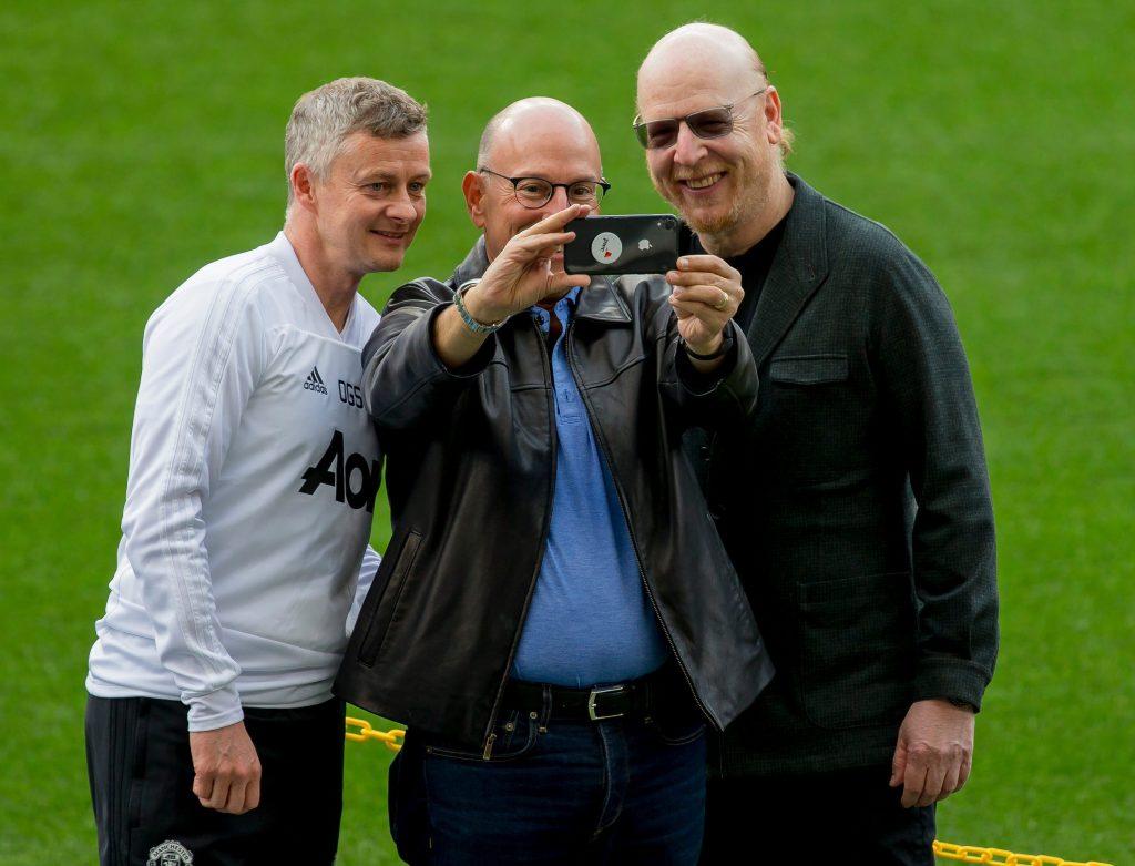 Joel Glazer has promised to back Manchester United manager Ole Gunnar Solskjaer in the transfer market.