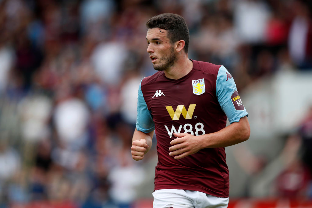 Manchester United are showing interest in Aston Villa's 26-year-old midfielder John McGinn.