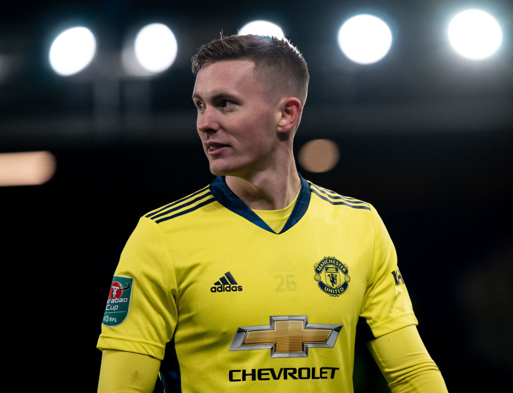 Manchester United star Dean Henderson is expected to be fit in time for the club's pre-season this summer.
