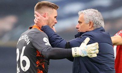 Jose Mourinho full of praise for Manchester United star Dean Henderson
