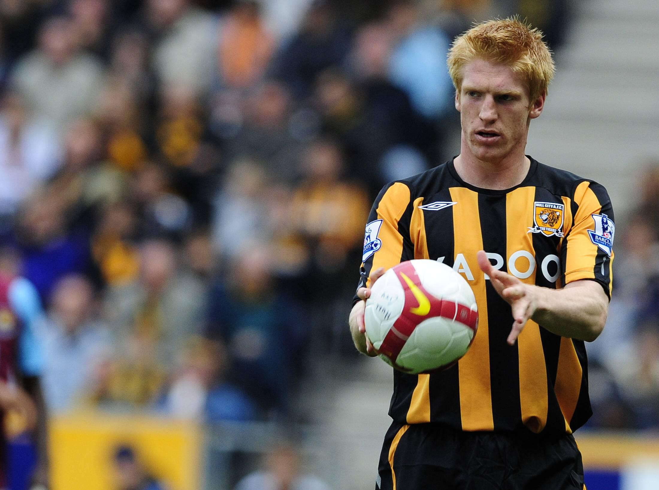 Paul McShane had a stellar spell at Hull City.